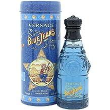 Versace Blue Jeans Agua de Tocador Vaporizador - 75 ml
