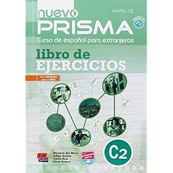 Nuevo prisma : Libro de ejercicios nivel C2 (1CD audio MP3)