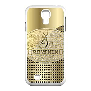 Samsung Galaxy S4 I9500 Cell Phone Case Browning Logo Case Cover PP8P296627