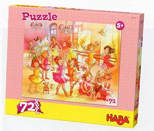 HABA 301977 - Puzzle Ballerinas