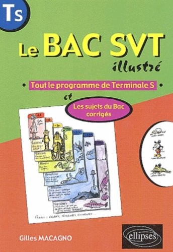 Le Bac SVT illustré par Gilles Macagno