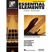 Essential Elements 2000, Book 1 Plus DVD: Electric Bass