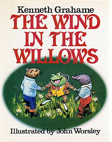 The Wind in the Willows par Kenneth Grahame
