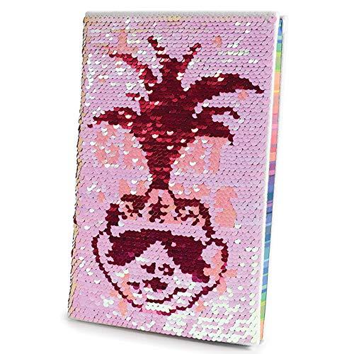 Trolls World Tour - Cuaderno de notas A5 (buena vibración)