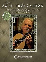 Mackillop Rob Scottish Guitar 40 Scottish Tunes Fingerstyle Gtr Bk/Cd (Book & CD)