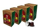 Kaffee - Cafés Ibiza Espresso Kapseln (geeignet für Nespresso) - 4 x 10 Stk.