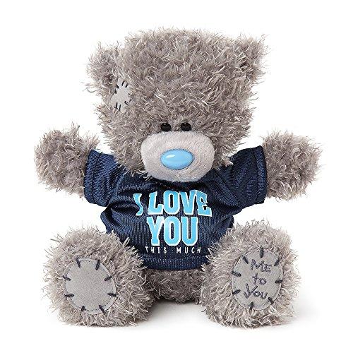 Me To You FP701005 I Love You Tatty Teddy Bear