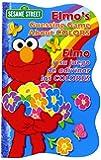 Elmo's Guessing Game about Colors/Elmo y Su Juego de Adivinar Los Colores (Sesame Street Elmo's World (Board Books))