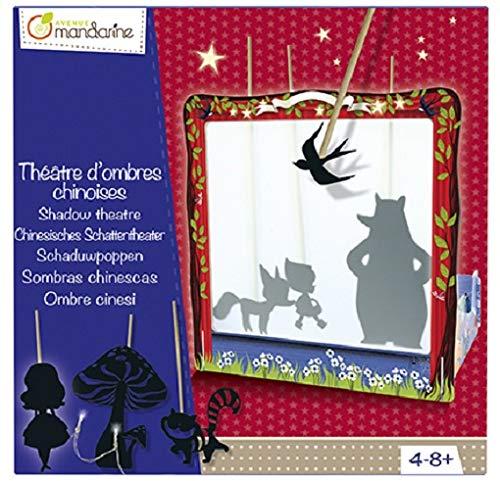 Avenue Mandarine - KC036C - Théâtre d'Ombres Chinoises pour les Petits de 4 à 8 ans
