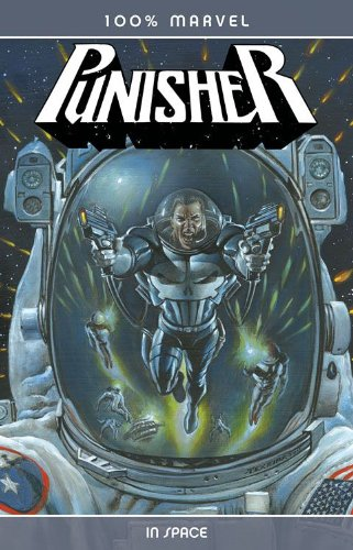 100% Marvel #70 - Punisher in Space (2013, Panini)
