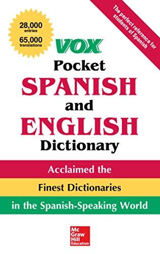 Vox Pocket Spanish-English Dictionary eBook: Vox: Amazon.es ...