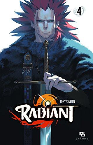 Radiant - Tome 4 par Tony Valente