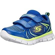Skechers SynergyMini Sprint - zapatilla deportiva de material sintético niño