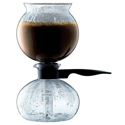 51x18JLDB%2BL. SS500  - Bodum Pebo 8-Cup Vacuum Coffee Maker - 1 L/34 oz