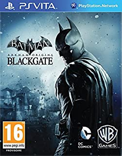 Batman Arkham Origins : Black Gate (B00CBEHWI6) | Amazon price tracker / tracking, Amazon price history charts, Amazon price watches, Amazon price drop alerts