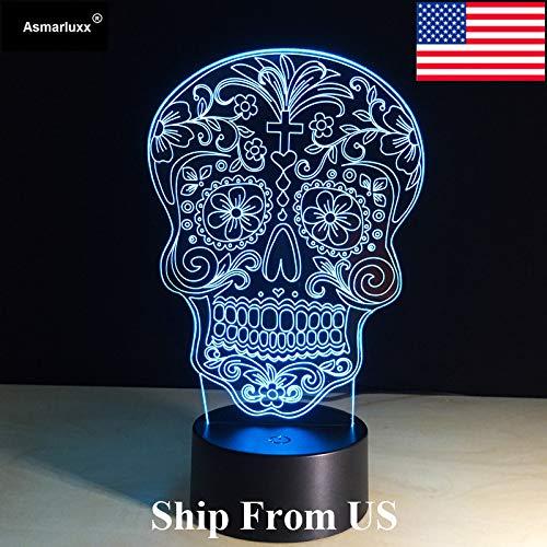 Le navi provenienti dalla Cina o dalla Cina, le luci dei morti, la lampada da tavolo a cambiamento di colore della batteria con luci touch