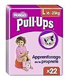 Huggies-Pull-Ups-22-Couches-Culottes-dapprentissage-Filles-taille-6L-Lot-de-2