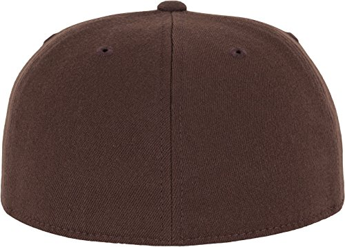 Flexfit Premium 210 Fitted brown