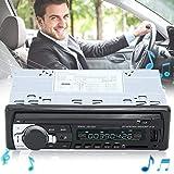 Professional Bluetooth Car Auto Radio 1 DIN MP3/USB/SD/AUX-IN FM Radio MP3 Player Head Units Remote Control JSD-520