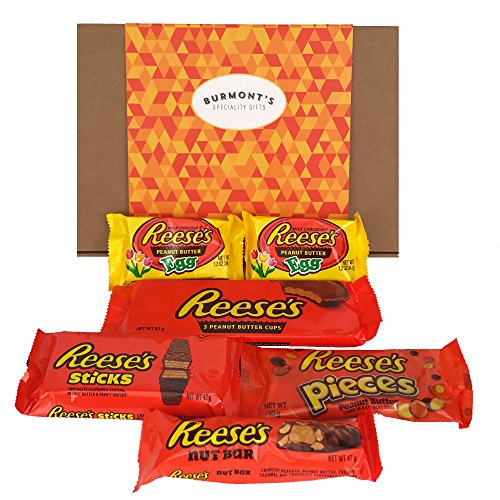 ter Selection Box - Hamper Exclusive To Burmont's (Halloween Candy Bars)