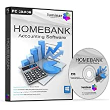 HomeBank - Personal Accounting / Bookkeeping / Finance / Money Management Software (PC) - BOXED AS SHOWN