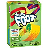 Frucht bei the Foot Auswahl Pack (Erdbeere, Farbe