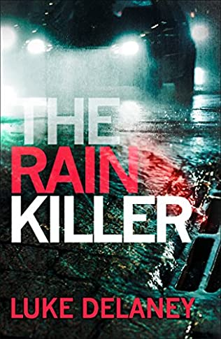 book cover of The Rain Killer