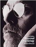 Abnormal Psychology: An Integrative Approach by David H. Barlow (1999-12-01)