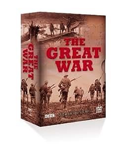 The Great War - BBC Series 6 Disc Boxset [DVD]