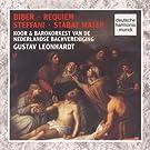 Biber: Requiem A-major/Steffani: Stabat Mater