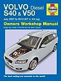 Volvo S40et V501.6d 2.0d 2.4d D5SE Diesel juillet 2007–2013Haynes manuel 5684