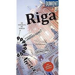DuMont direkt Reiseführer Riga: Mit großem Cityplan