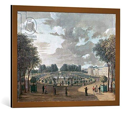 cuadro-con-marco-henri-courvoisier-voisin-the-luxembourg-gardens-impresion-artistica-decorativa-con-