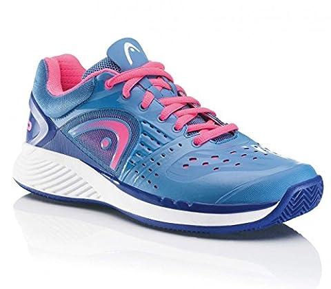 Head - Sprint Pro Clay women's tennis shoes (blue/pink) -