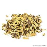 Floranjou - Réglisse naturelle racine BIO - 250 g - Nom botanique : Glycyrrhiza glabra