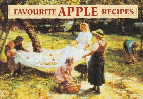 Favourite Apple Recipes (Favourite Recipes Series) by J Salmon (Compiler), A R Quinton (Illustrator) (1-Apr-2002) Paperback