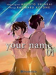 your name. nº 01/03 par Makoto Shinkai