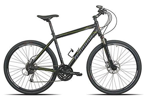 LEGNANO BICICLETA 350SPORT ROAD 2824V TALLA 60NEGRO (MTB CON AMORTIGUACION)/BICYCLE 350SPORT ROAD 2824S SIZE 60BLACK (MTB FRONT SUSPENSION)