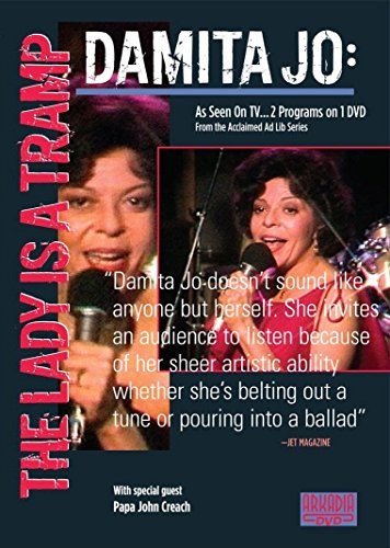 Price comparison product image Damita Jo - The Lady Is A Tramp [DVD] [2009]