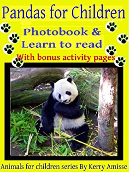 Children's book ages 2-6; Pandas for children  Beautiful Color Photos! (Bonus Activities and Video) (Animal books for Children series) [Kindle Edition] Descargar Epub