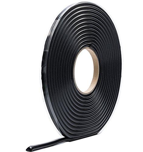 Butyl - Rundschnur Ø 3mm 16m Rolle schwarz