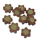 8in1 Minis Mega-Selection Hundesnacks (fettarm, glutenfrei, zuckerfrei, zehn verschiedene Sorten, Huhn Rind Lamm Kaninchen Pute Ente Hirsch Fisch), 1 kg Beutel (10 x 100g) - 4