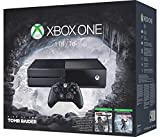 Xbox One 1TB Console : Rise of the Tomb Raider Bundle(US Version, importiert)