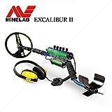 Metalldetektor Minelab Excalibur II