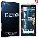 Google Pixel 2 XL Protector de Pantalla, Riffue Google Pixel 2 XL Cristal Vidrio Templado Glass Premium [9H Dureza] [3D Touch] [Alta Definicion] - Anti-Explosion / HD-display / Anti - agua y Anti-grasa / Anti-reflejo,[Alta Definición] 0.26mm Screen Protector Film para Google Pixel 2 XL [2 Unidades]