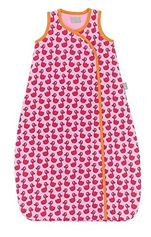 Sigikid Baby Girls' Sleeping Bag Pink Rosa (prism pink 612) one size