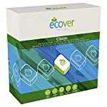 Ecover Dishwasher Tabs XL 70 Tabs (Pack of 2)