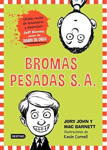 Bromas Pesadas: The Terrible Two (Spanish Edition) by Jory John (2015-11-03)
