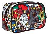 Lego Kulturtasche Toiletry Bag Waschbeutel für Kinder Star Wars Ninjago Friends +Beutel (Ninjago Comic 1806)
