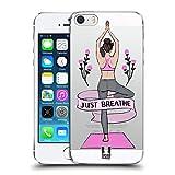 Head Case Designs Pose Albero Ragazze Yoga Cover Retro Rigida per iPhone 5 iPhone 5s iPhone SE